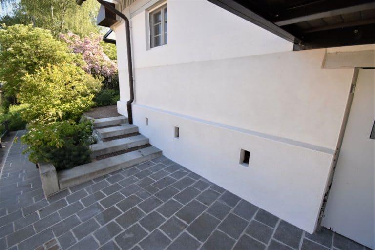 Fassadensanierung Schleitheim